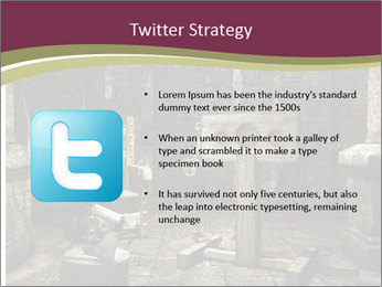 Medieval torture chamber PowerPoint Templates - Slide 9