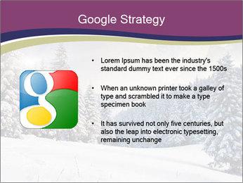 Fantastic evening winter PowerPoint Template - Slide 10