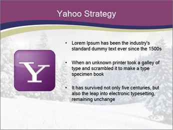 Fantastic evening winter PowerPoint Template - Slide 11