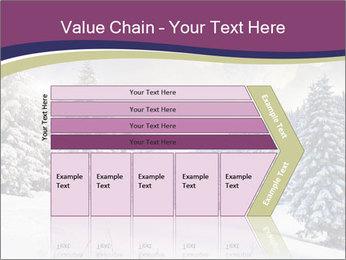 Fantastic evening winter PowerPoint Template - Slide 27