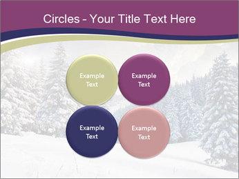 Fantastic evening winter PowerPoint Template - Slide 38