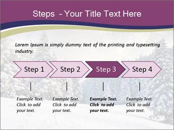 Fantastic evening winter PowerPoint Template - Slide 4