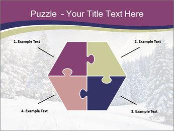 Fantastic evening winter PowerPoint Template - Slide 40
