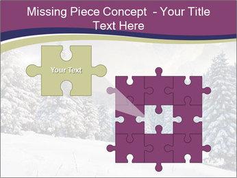 Fantastic evening winter PowerPoint Template - Slide 45