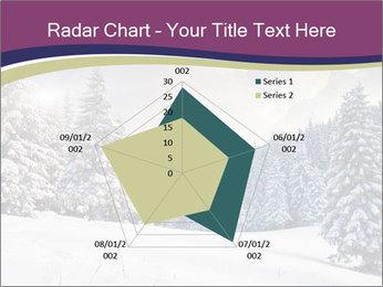Fantastic evening winter PowerPoint Template - Slide 51