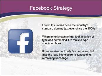 Fantastic evening winter PowerPoint Template - Slide 6