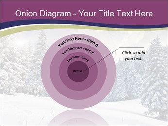 Fantastic evening winter PowerPoint Template - Slide 61