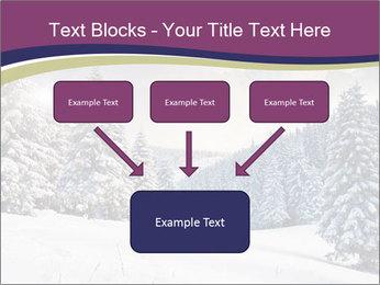 Fantastic evening winter PowerPoint Template - Slide 70