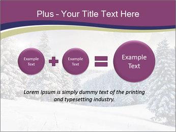 Fantastic evening winter PowerPoint Template - Slide 75