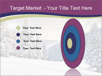 Fantastic evening winter PowerPoint Template - Slide 84