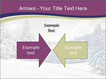 Fantastic evening winter PowerPoint Template - Slide 90