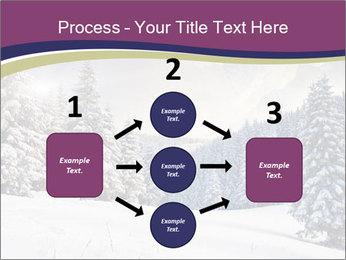 Fantastic evening winter PowerPoint Template - Slide 92