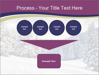 Fantastic evening winter PowerPoint Template - Slide 93