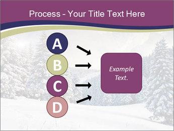 Fantastic evening winter PowerPoint Template - Slide 94