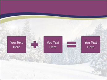Fantastic evening winter PowerPoint Template - Slide 95