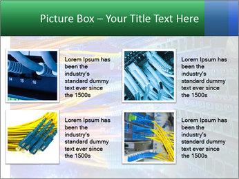 Technology center PowerPoint Templates - Slide 14