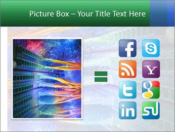 Technology center PowerPoint Templates - Slide 21