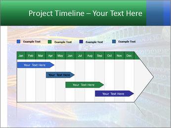 Technology center PowerPoint Templates - Slide 25