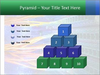 Technology center PowerPoint Templates - Slide 31