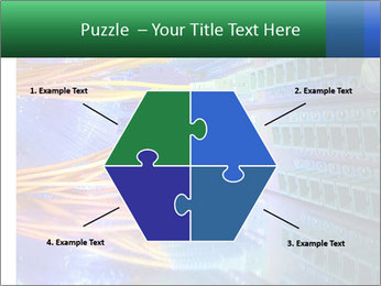 Technology center PowerPoint Templates - Slide 40