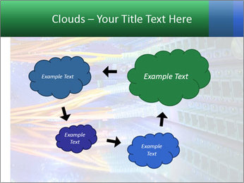 Technology center PowerPoint Templates - Slide 72