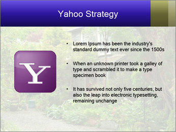 Garden at the front PowerPoint Templates - Slide 11
