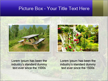 Garden at the front PowerPoint Templates - Slide 18