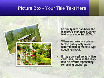 Garden at the front PowerPoint Templates - Slide 20