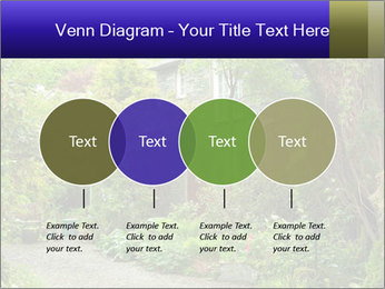 Garden at the front PowerPoint Templates - Slide 32