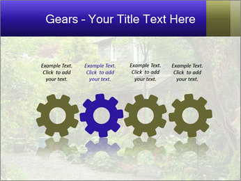Garden at the front PowerPoint Templates - Slide 48