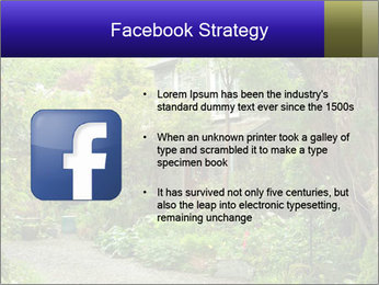 Garden at the front PowerPoint Templates - Slide 6