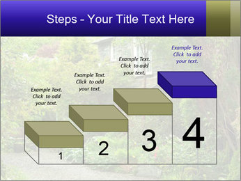 Garden at the front PowerPoint Templates - Slide 64
