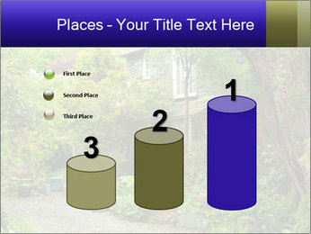 Garden at the front PowerPoint Templates - Slide 65