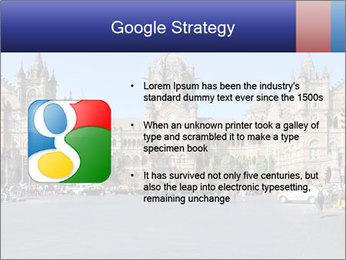 Victoria Terminus in Mumbai PowerPoint Templates - Slide 10