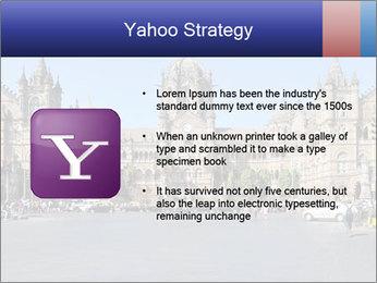 Victoria Terminus in Mumbai PowerPoint Templates - Slide 11