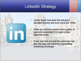 Victoria Terminus in Mumbai PowerPoint Templates - Slide 12