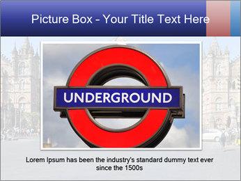 Victoria Terminus in Mumbai PowerPoint Templates - Slide 15