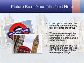 Victoria Terminus in Mumbai PowerPoint Templates - Slide 20
