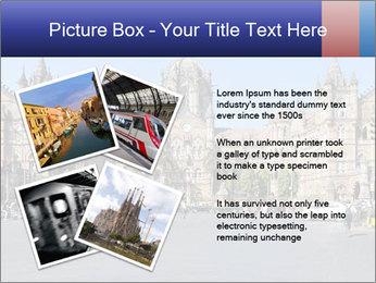 Victoria Terminus in Mumbai PowerPoint Templates - Slide 23