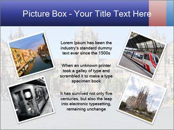 Victoria Terminus in Mumbai PowerPoint Templates - Slide 24