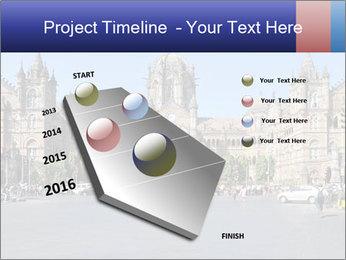 Victoria Terminus in Mumbai PowerPoint Templates - Slide 26