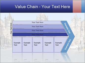 Victoria Terminus in Mumbai PowerPoint Templates - Slide 27