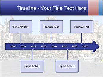 Victoria Terminus in Mumbai PowerPoint Templates - Slide 28