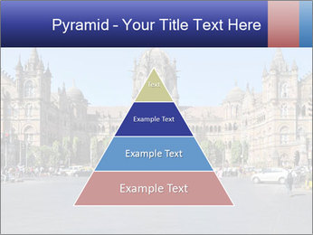 Victoria Terminus in Mumbai PowerPoint Templates - Slide 30