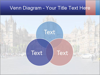 Victoria Terminus in Mumbai PowerPoint Templates - Slide 33