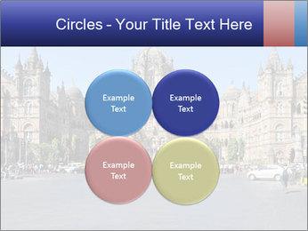 Victoria Terminus in Mumbai PowerPoint Templates - Slide 38