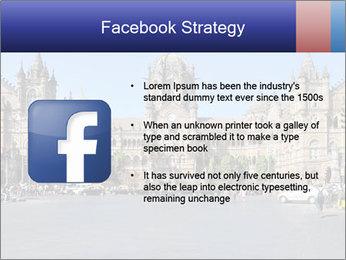 Victoria Terminus in Mumbai PowerPoint Templates - Slide 6