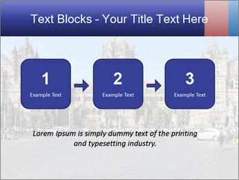 Victoria Terminus in Mumbai PowerPoint Templates - Slide 71