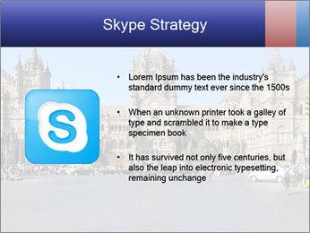Victoria Terminus in Mumbai PowerPoint Templates - Slide 8