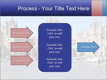 Victoria Terminus in Mumbai PowerPoint Templates - Slide 85